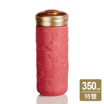 乾唐軒活瓷   小飛豬隨身杯 / 大 / 特雙 / 2色