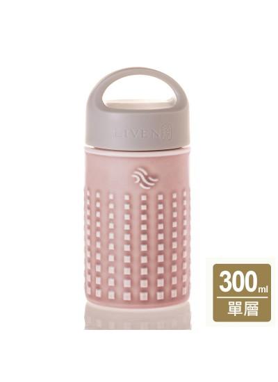 乾唐軒活瓷 | 甘泉隨身杯 / 小 / 單層 / 提蓋 / 3色