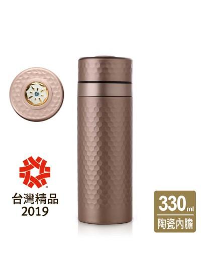 乾唐軒活瓷 | 金石保溫杯 / 古典金 / 2款