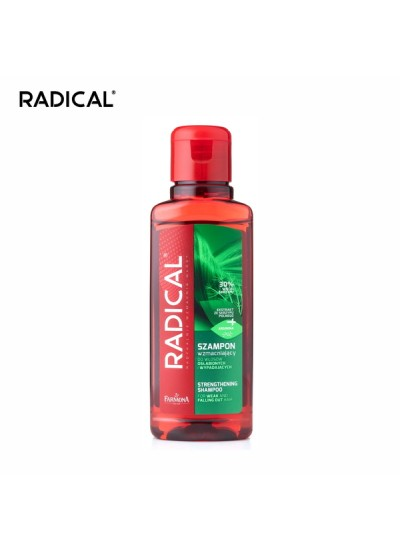 【RADICAL】馬尾草加強健髮調理洗髮露 100ml(一般受損適用)