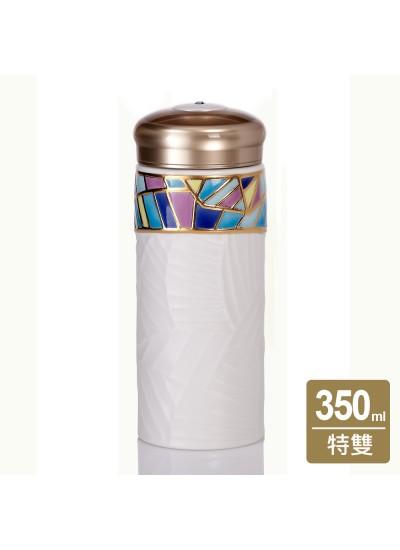 乾唐軒活瓷 | 吉星金枝玉葉隨身杯 / 大 / 特雙 / 施華洛世奇元素