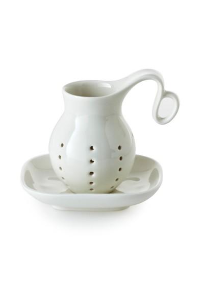 乾唐軒活瓷 | 人氣濾茶器+托