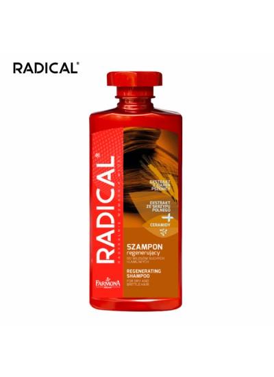 【RADICAL】小麥籽粒豐盈調理洗髮露(乾燥脆弱髮適用)